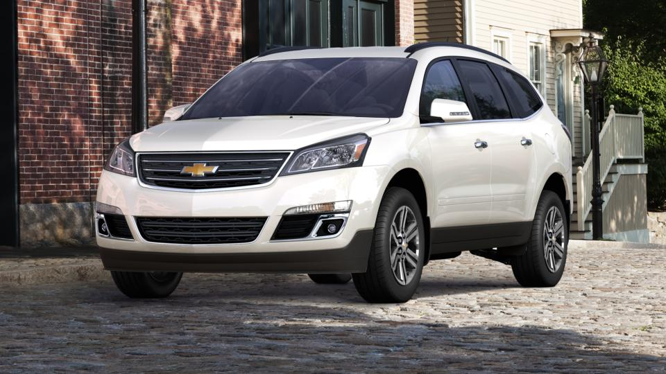 2015 Chevrolet Traverse Vehicle Photo in Oakdale, CA 95361
