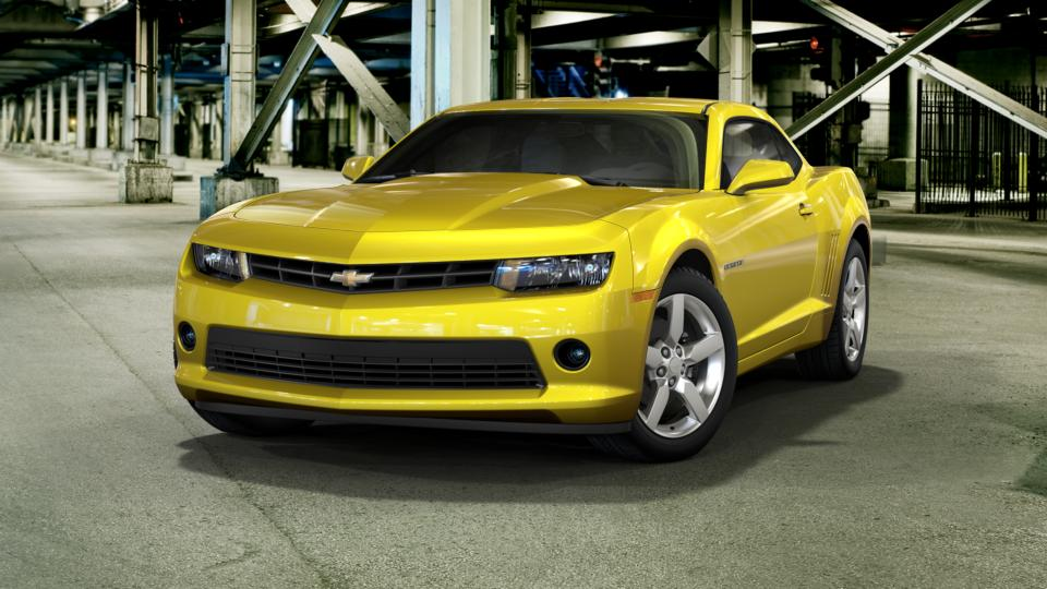 2015 Chevrolet Camaro Vehicle Photo in Bend, OR 97701