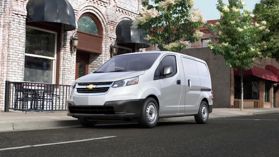 mckeesport galvanized silver 2018 chevrolet city express cargo van new cargo van for sale t18329. Black Bedroom Furniture Sets. Home Design Ideas