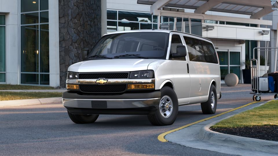 2015 Chevrolet Express Passenger Vehicle Photo in Saginaw, MI 48609