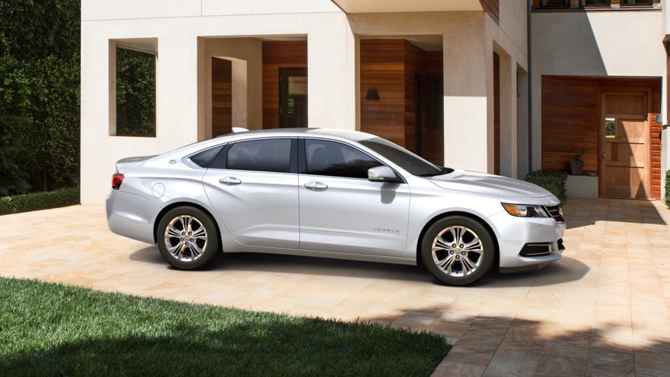 Used 2015 Chevrolet Impala 2lt For Sale In Bangor Near