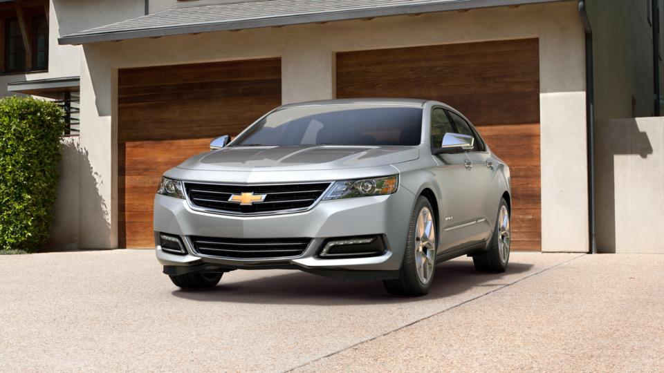 2015 Chevrolet Impala Vehicle Photo in Midland, TX 79703