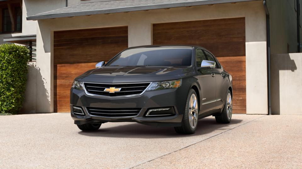 2015 Chevrolet Impala Vehicle Photo in Elyria, OH 44035