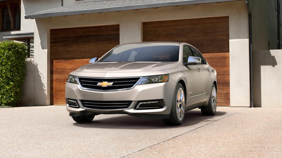 2015 Chevrolet Impala Vehicle Photo in Raleigh, NC 27609