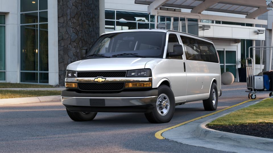 2015 Chevrolet Express Passenger Vehicle Photo in St. Clairsville, OH 43950