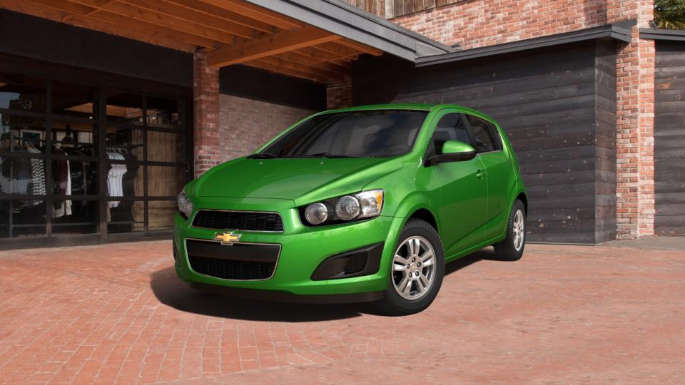 2015 Chevrolet Sonic Vehicle Photo in Akron, OH 44320