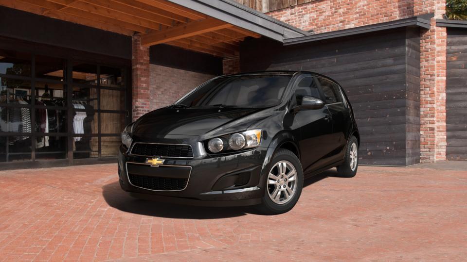 2015 Chevrolet Sonic Vehicle Photo in Price, UT 84501