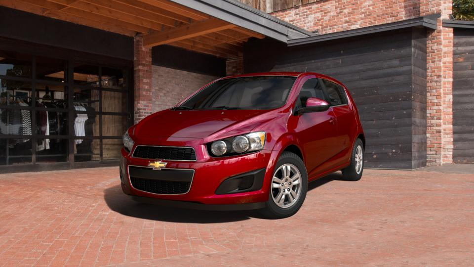 2015 Chevrolet Sonic Vehicle Photo in Midland, TX 79703