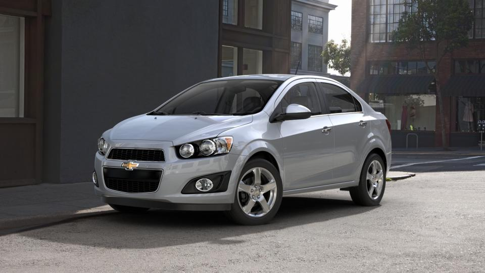 2015 Chevrolet Sonic Vehicle Photo in Henderson, NV 89014