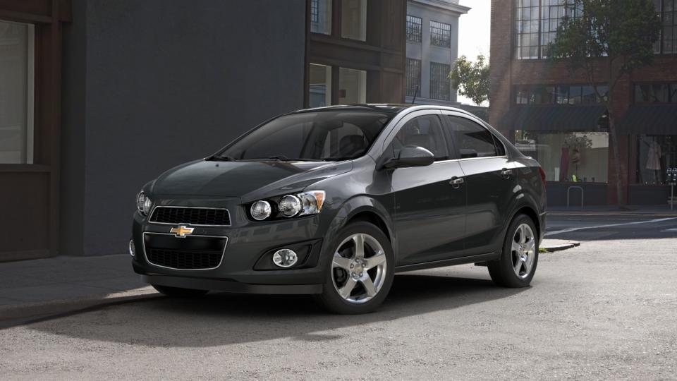 2015 Chevrolet Sonic Vehicle Photo in Bowie, MD 20716