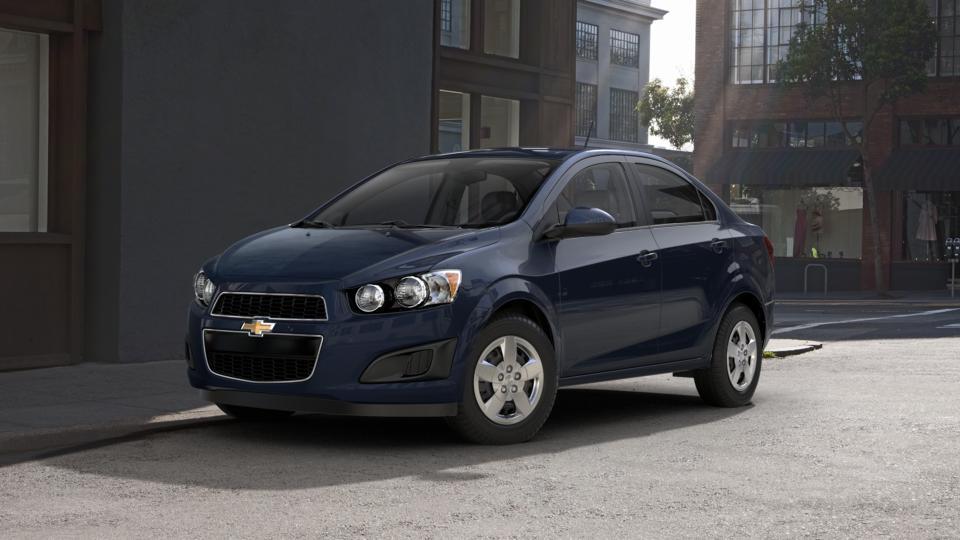 2015 Chevrolet Sonic Vehicle Photo in Pahrump, NV 89048