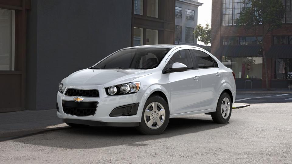 2015 Chevrolet Sonic Vehicle Photo in Greensboro, NC 27407