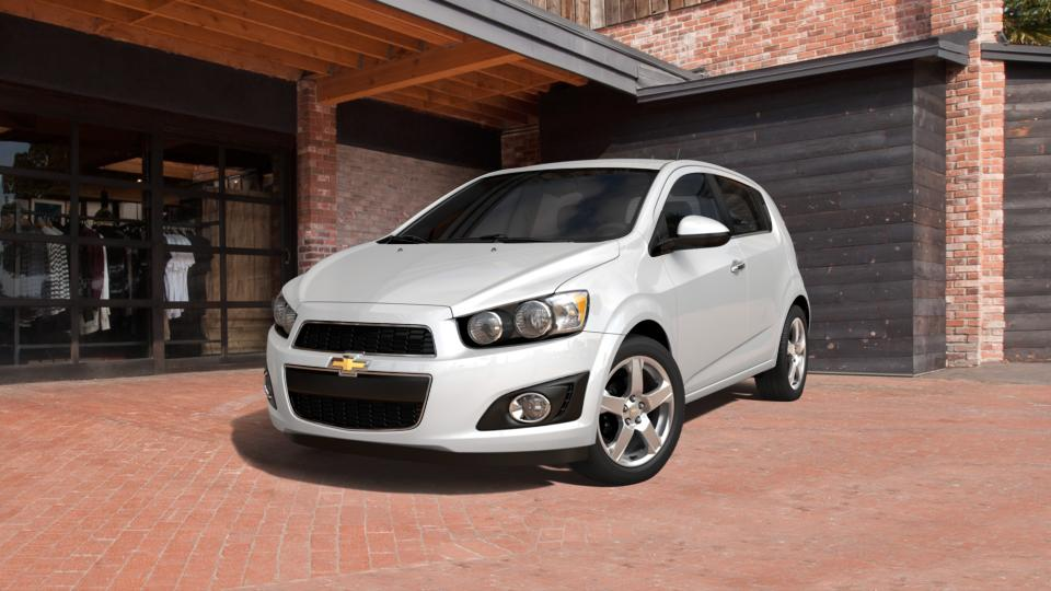 2015 Chevrolet Sonic Vehicle Photo in Charlotte, NC 28212
