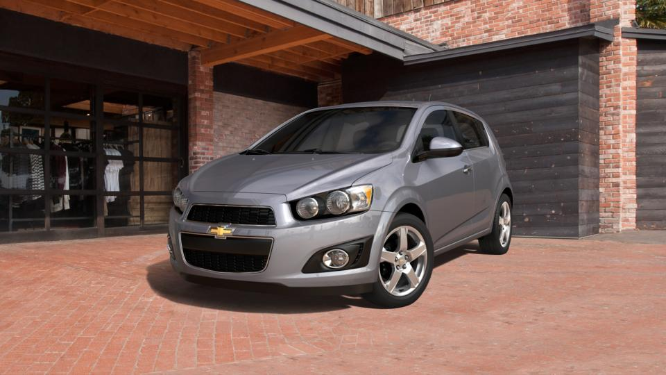 2015 Chevrolet Sonic Vehicle Photo in Willoughby Hills, OH 44092