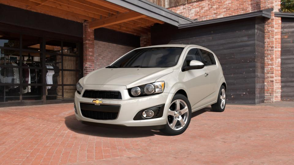 2015 Chevrolet Sonic Vehicle Photo in Lewisville, TX 75067