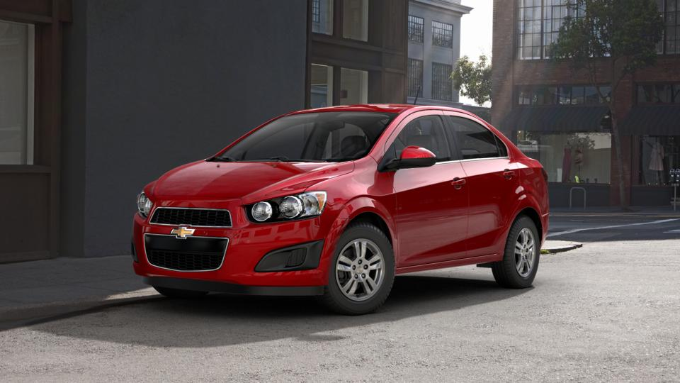 2015 Chevrolet Sonic Vehicle Photo in Vermilion, OH 44089