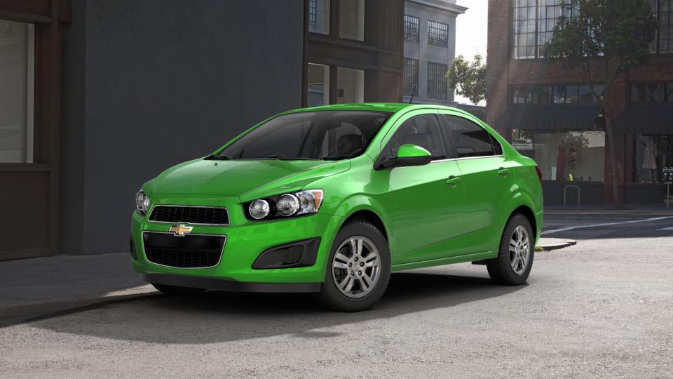 2015 Chevrolet Sonic Vehicle Photo in Williamsville, NY 14221