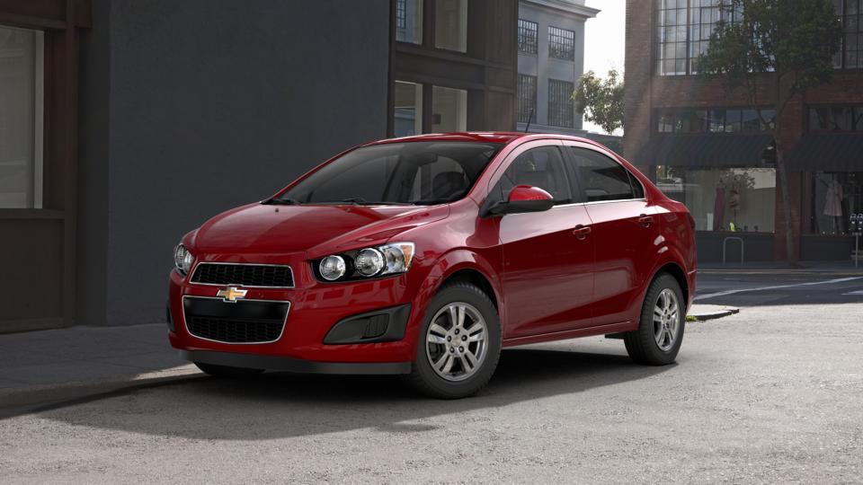 2015 Chevrolet Sonic Vehicle Photo in Edinburg, TX 78539