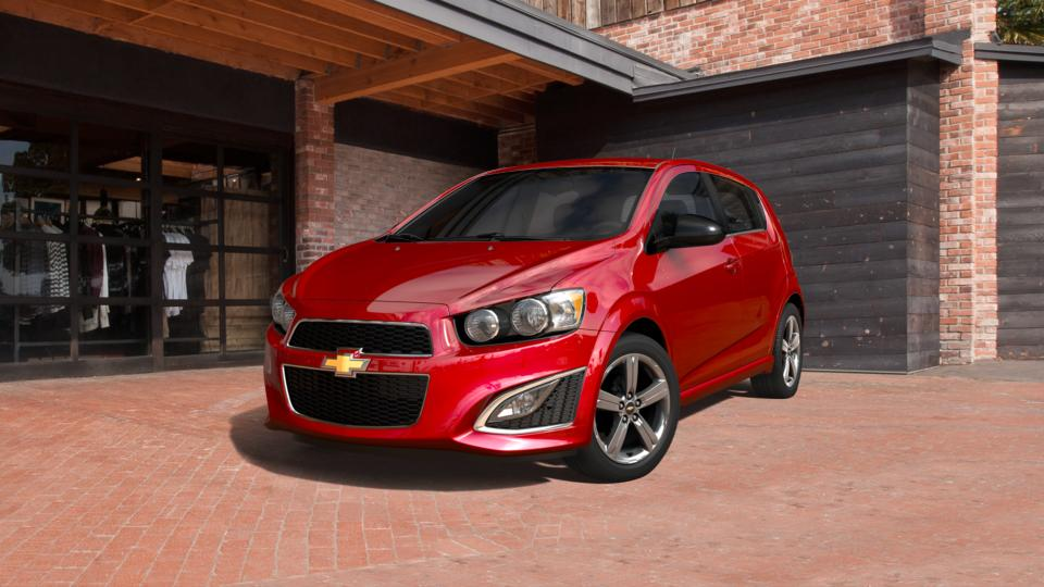 2015 Chevrolet Sonic Vehicle Photo in Beaufort, SC 29906