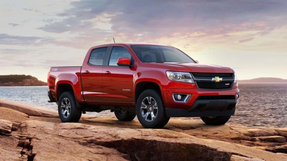 2015 Chevrolet Colorado Vehicle Photo in Melbourne, FL 32901