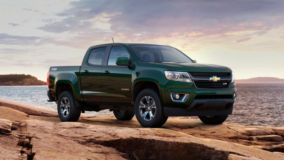 2015 Chevrolet Colorado Vehicle Photo in Menomonie, WI 54751