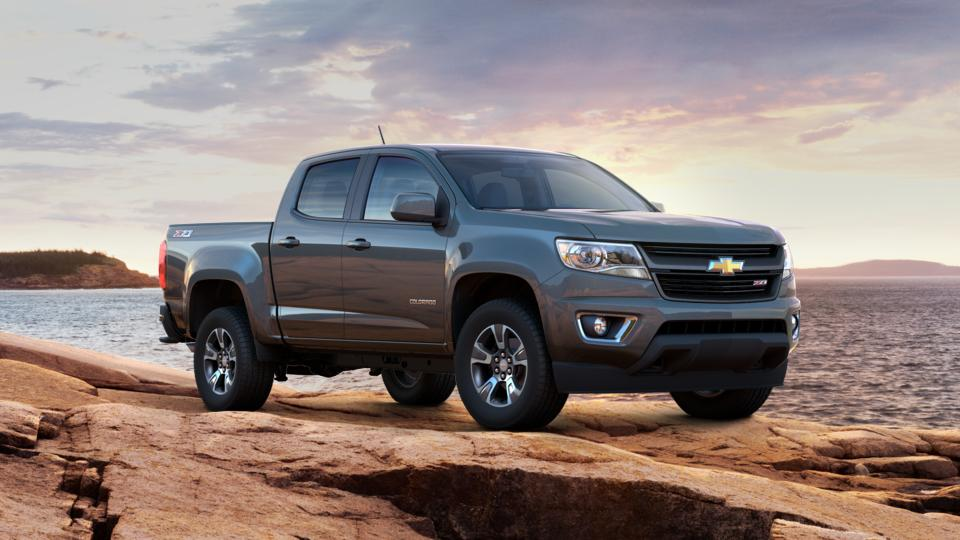 2015 Chevrolet Colorado Vehicle Photo in Akron, OH 44320