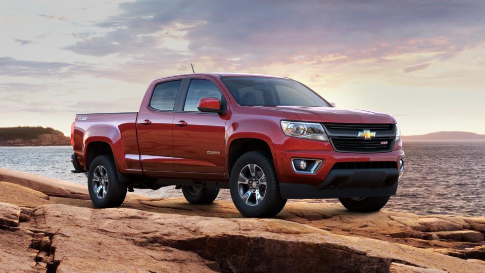 2015 Chevrolet Colorado Vehicle Photo in COLORADO SPRINGS, CO 80905-7347