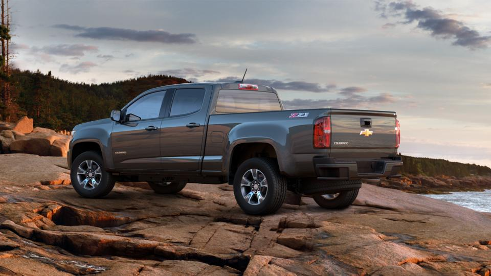 Johnstown cyber gray metallic 2015 chevrolet colorado for Discount motors jacksboro hwy inventory