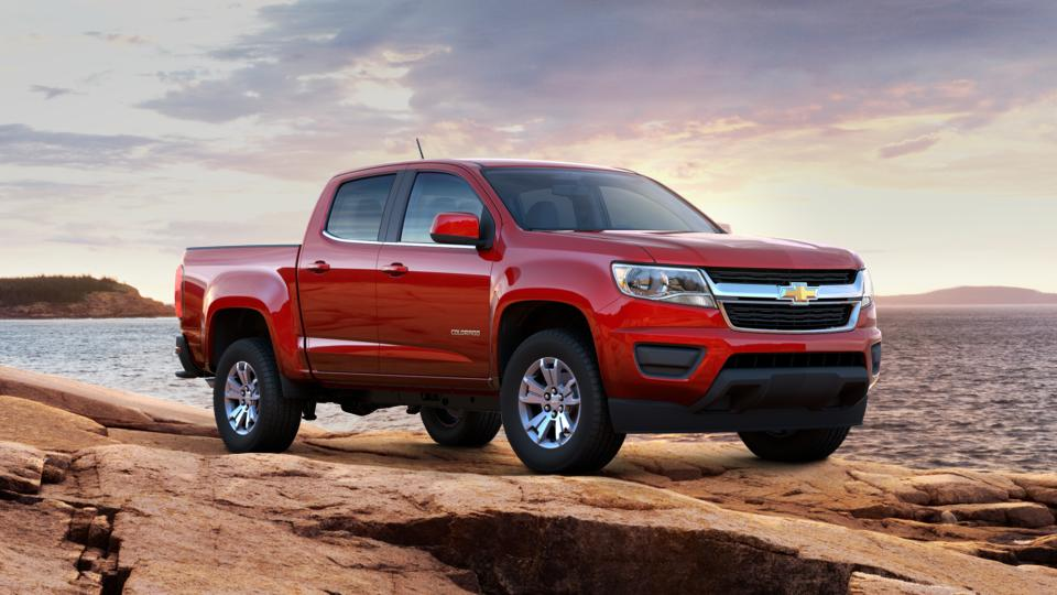 2015 Chevrolet Colorado Vehicle Photo in Henderson, NV 89014