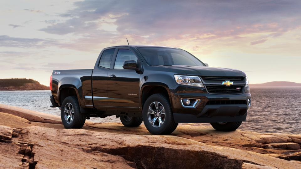 2015 Chevrolet Colorado Vehicle Photo in Reese, MI 48757
