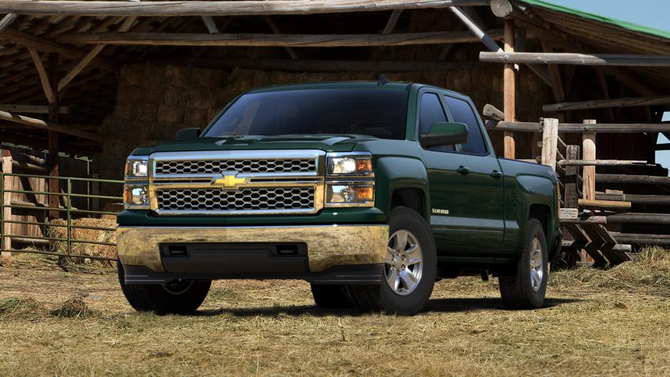 2015 Chevrolet Silverado 1500 Vehicle Photo in Jenkintown, PA 19046