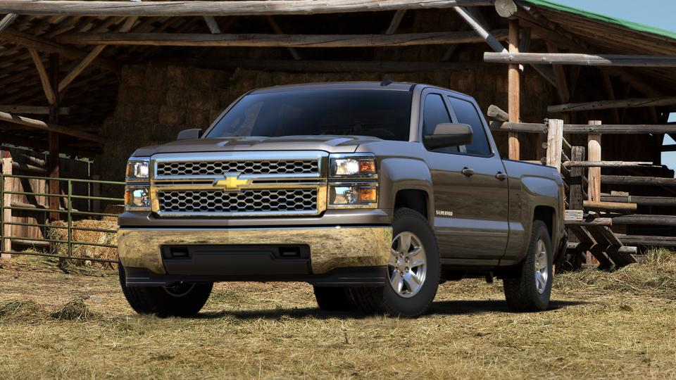 2015 Chevrolet Silverado 1500 Vehicle Photo in Doylestown, PA 18902