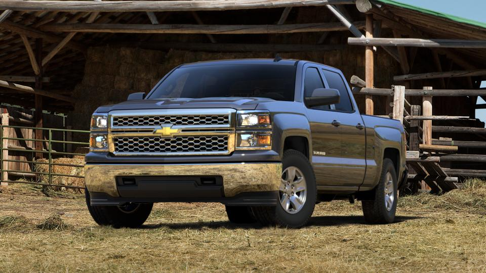 2015 Chevrolet Silverado 1500 Vehicle Photo in Wasilla, AK 99654