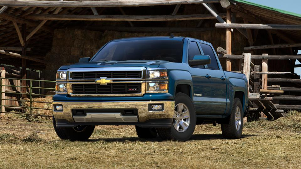 2015 Chevrolet Silverado 1500 Vehicle Photo in Lubbock, TX 79412