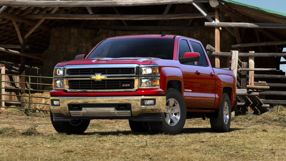 2015 Chevrolet Silverado 1500 Vehicle Photo in Jasper, GA 30143