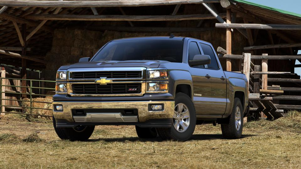 2015 Chevrolet Silverado 1500 Vehicle Photo in Brockton, MA 02301