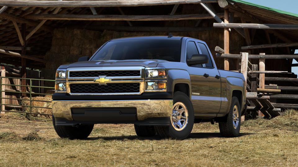 2015 Chevrolet Silverado 1500 Vehicle Photo in Portland, OR 97225
