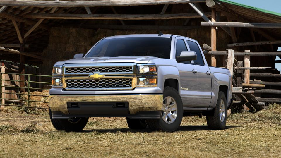 2015 Chevrolet Silverado 1500 Vehicle Photo in Manassas, VA 20109