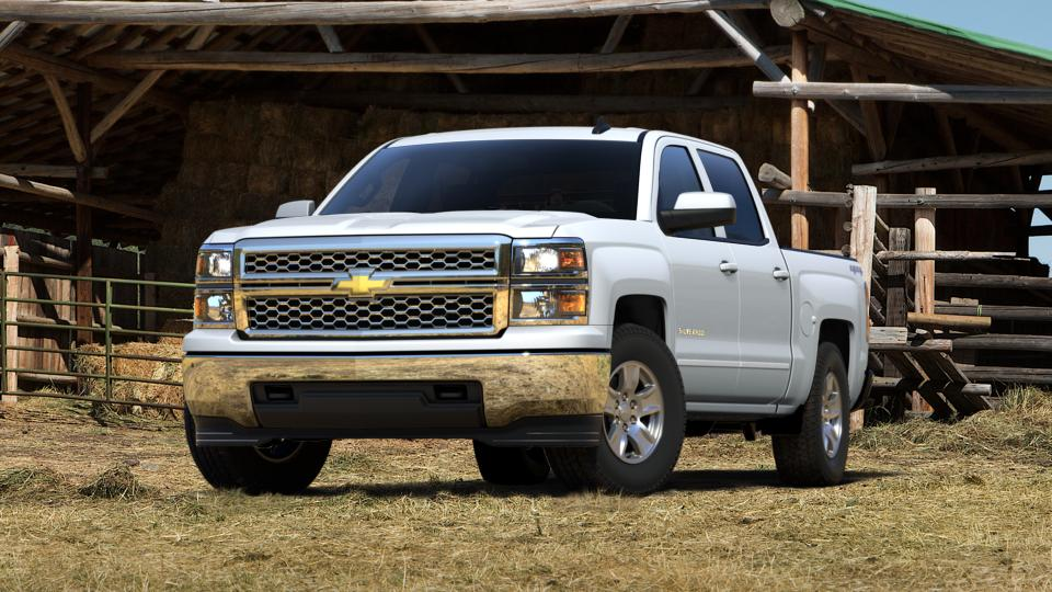 2015 Chevrolet Silverado 1500 Vehicle Photo in Bartow, FL 33830