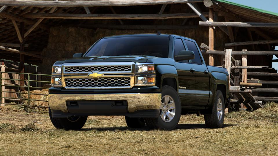 2015 Chevrolet Silverado 1500 Vehicle Photo in Columbia, TN 38401
