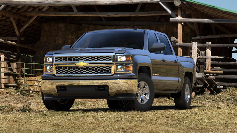 2015 Chevrolet Silverado 1500 Vehicle Photo in Mount Carroll, IL 61053
