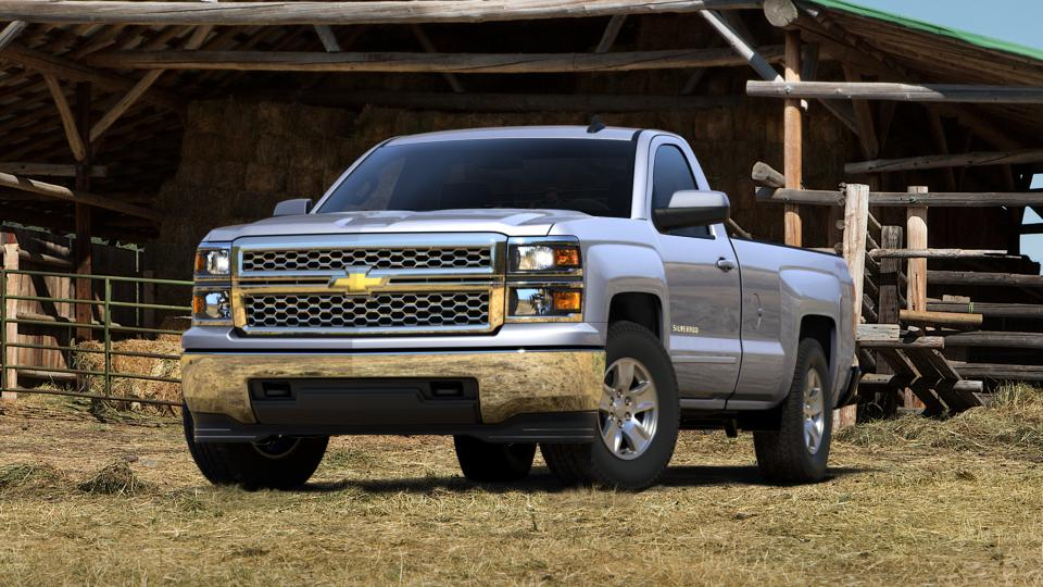 2015 Chevrolet Silverado 1500 Vehicle Photo in Massena, NY 13662