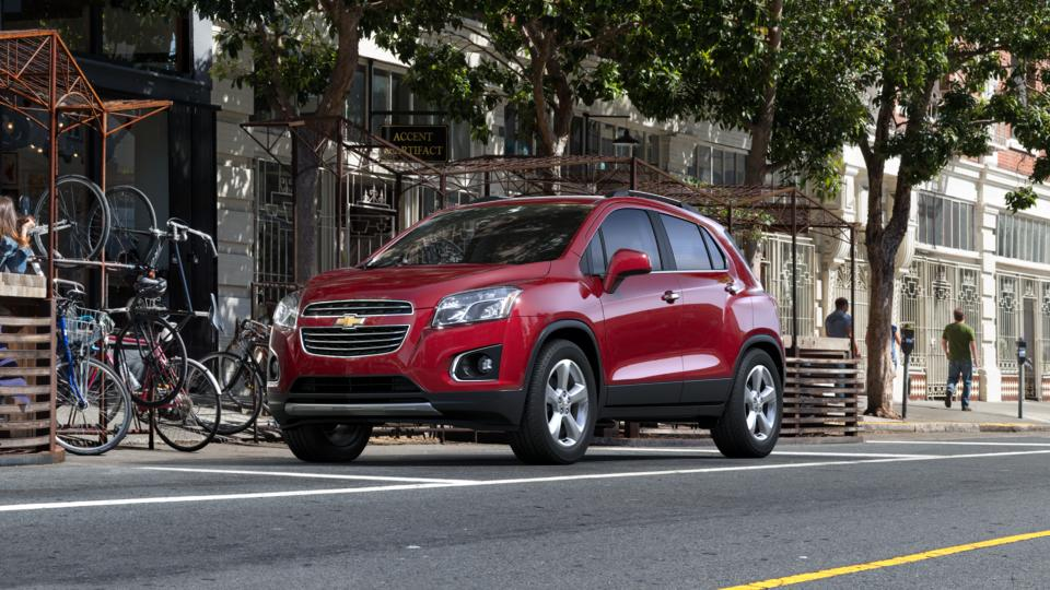 2015 Chevrolet Trax Vehicle Photo in Greeley, CO 80634