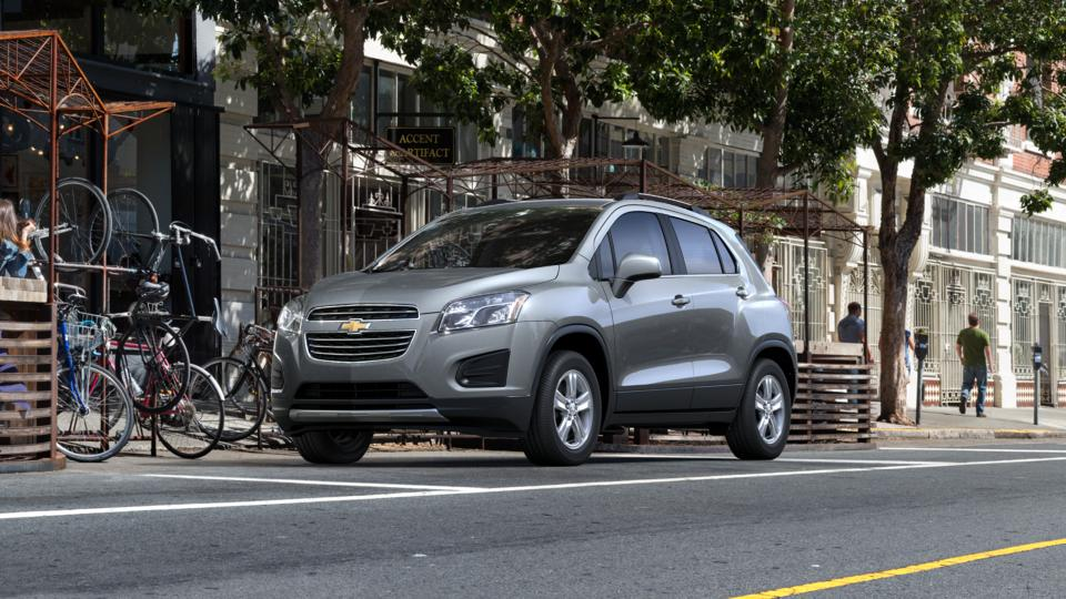 2015 Chevrolet Trax Vehicle Photo in Bowie, MD 20716