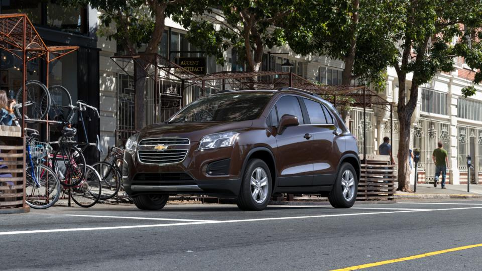 2015 Chevrolet Trax Vehicle Photo in Oak Lawn, IL 60453