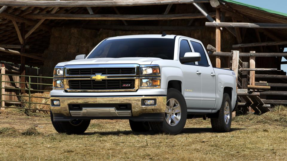2015 Chevrolet Silverado 1500 Vehicle Photo in El Paso, TX 79936