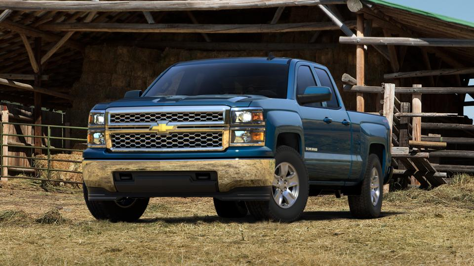 2015 Chevrolet Silverado 1500 Vehicle Photo in Boston, NY 14025