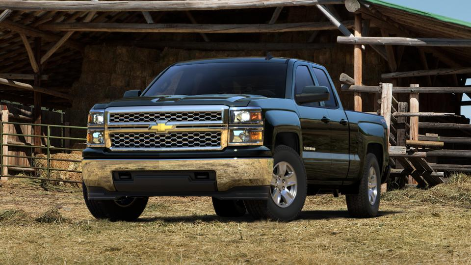 2015 Chevrolet Silverado 1500 Vehicle Photo in Bowie, MD 20716