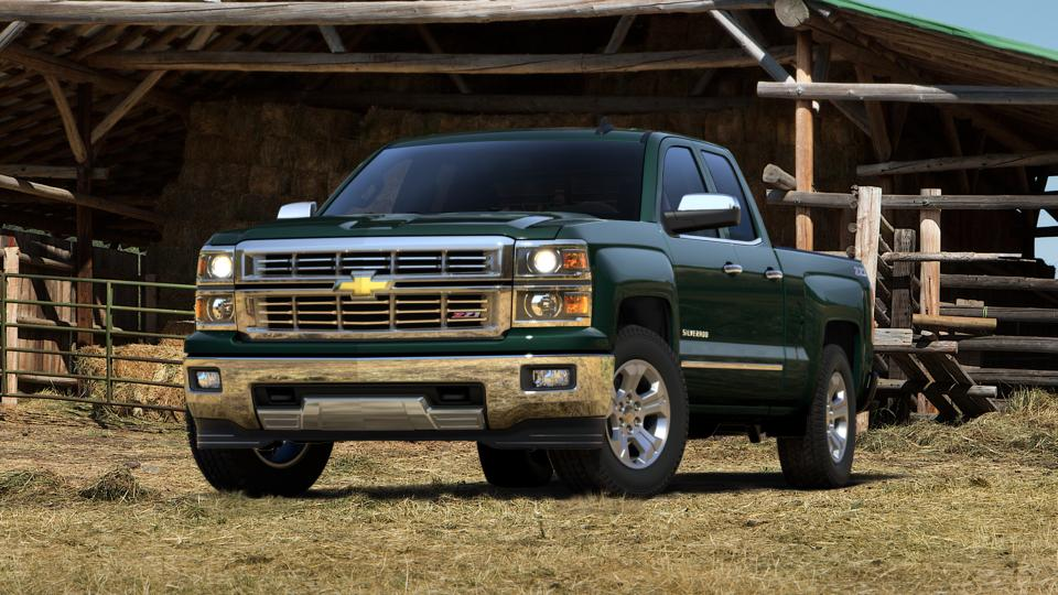 2015 Chevrolet Silverado 1500 Vehicle Photo in Pawling, NY 12564-3219
