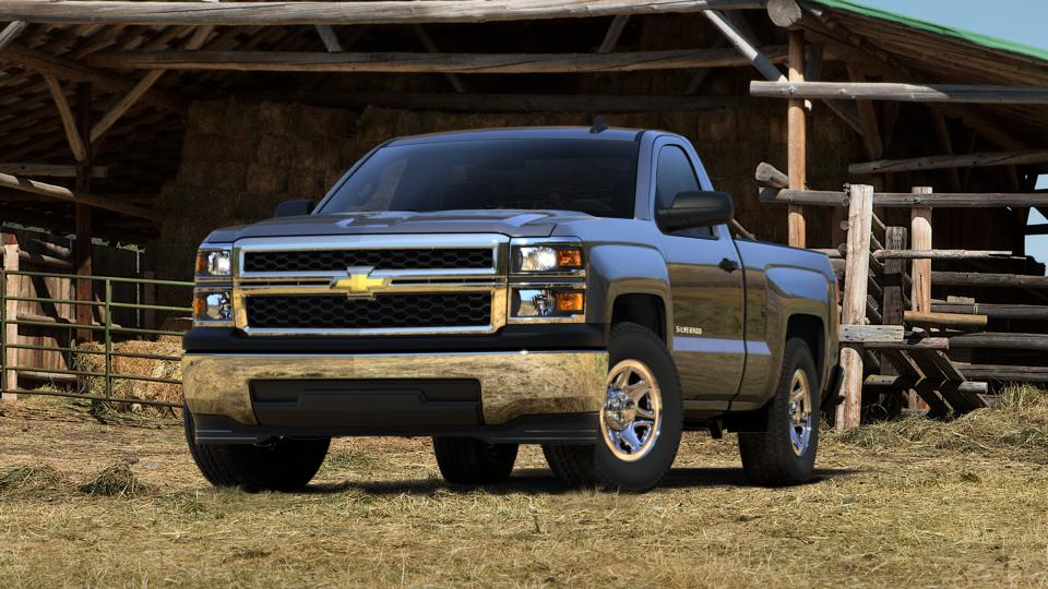 2015 Chevrolet Silverado 1500 Vehicle Photo in Elgin, TX 78621